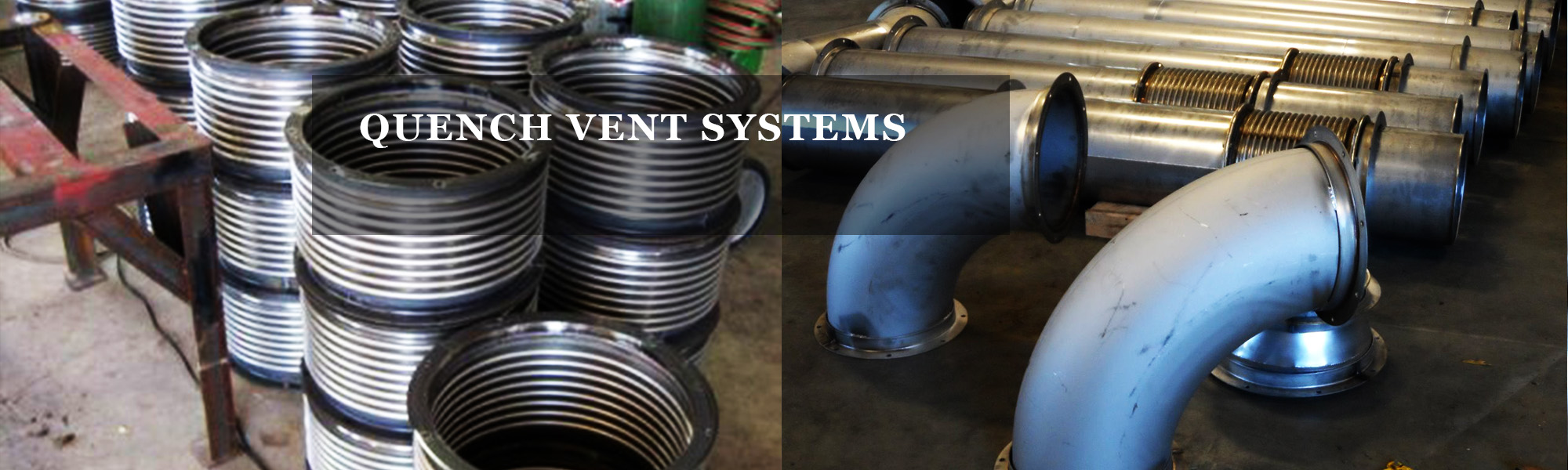 quench vent fabrication