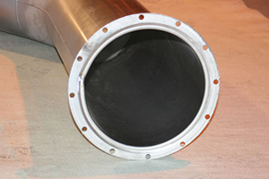 Cryogen Waveguide Flanges
